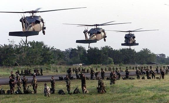Fuerzas Armadas colombinas