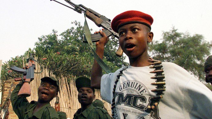 Marilton Ramos: 10 Shocking Facts about Child Soldiers in